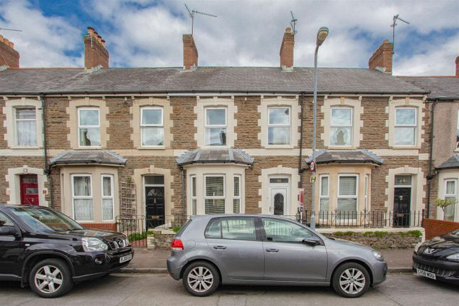 2 bed terraced house for sale in Wyndham Road, Canton, Cardiff CF11