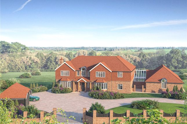 Thumbnail Detached house for sale in Grouse Road, Colgate, Horsham, West Sussex