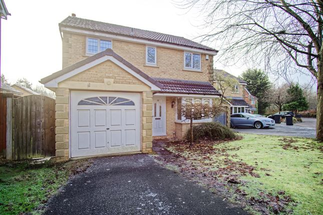 Thumbnail Detached house for sale in Bilsborough Meadow, Lea, Preston