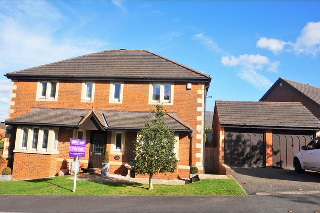 Thumbnail Detached house for sale in Huxley Vale, Kingskerswell, Newton Abbot