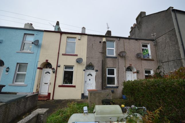 1 bed terraced house for sale in Geelong Terrace, Sandwith, Whitehaven, Cumbria CA28