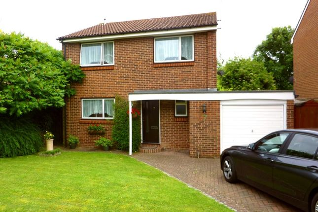 Thumbnail Detached house to rent in Stephen Close, Orpington
