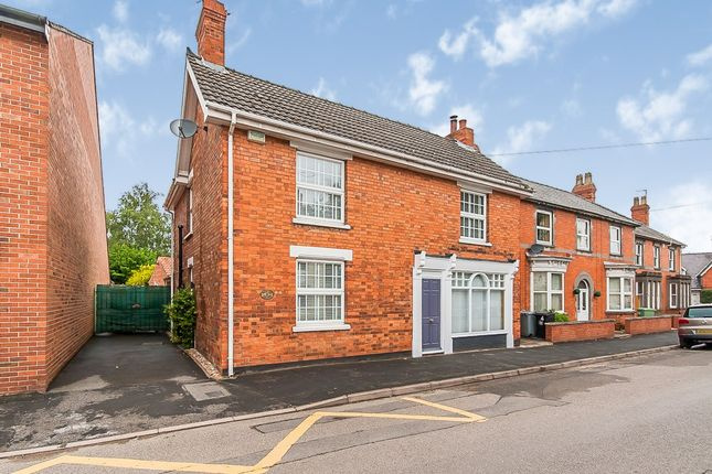 Detached house for sale in High Street, Billingborough, Sleaford