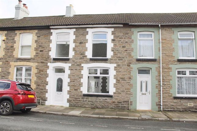 Thumbnail Terraced house for sale in Middle Street, Pontypridd