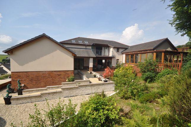 Thumbnail Detached house for sale in Calon Emlin, Croesyceiliog, Carmarthen