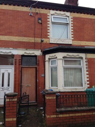 Thumbnail Terraced house to rent in Heathcote Road, Manchester