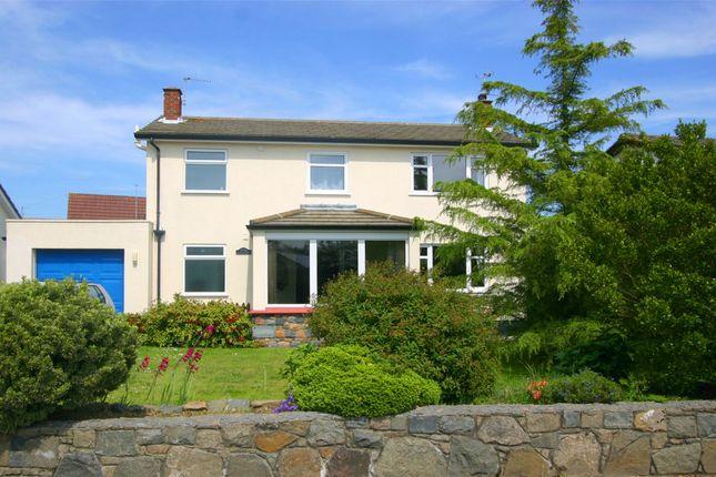 Thumbnail Detached house for sale in La Chaumiere, Route De Jerbourg, St Martin's