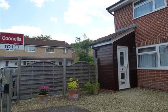 Thumbnail Property to rent in Ryburn Close, Taunton
