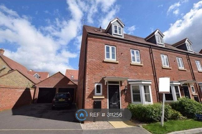 Thumbnail Semi-detached house to rent in Heston Walk, Milton Keynes