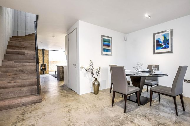 Thumbnail Terraced house for sale in St. Philips Road, Surbiton