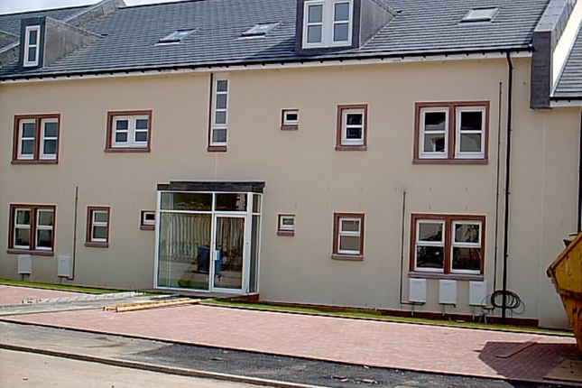 Thumbnail Flat to rent in Hill Street, Kilmarnock