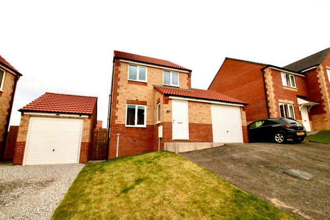 3 bed detached house for sale in Wedgewood Way, Knottingley, West Yorkshire WF11