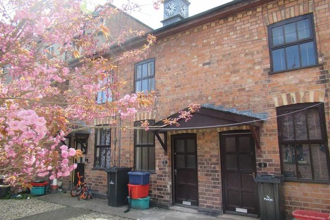Thumbnail Terraced house to rent in 2, Victoria Square, Llanidloes, Powys