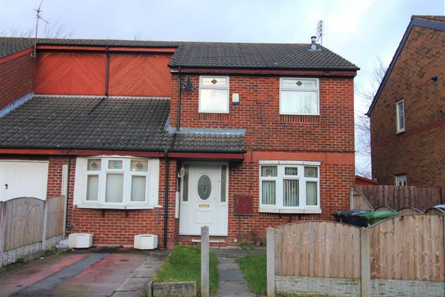 Thumbnail Semi-detached house for sale in Rimrose Valley Road, Crosby, Liverpool