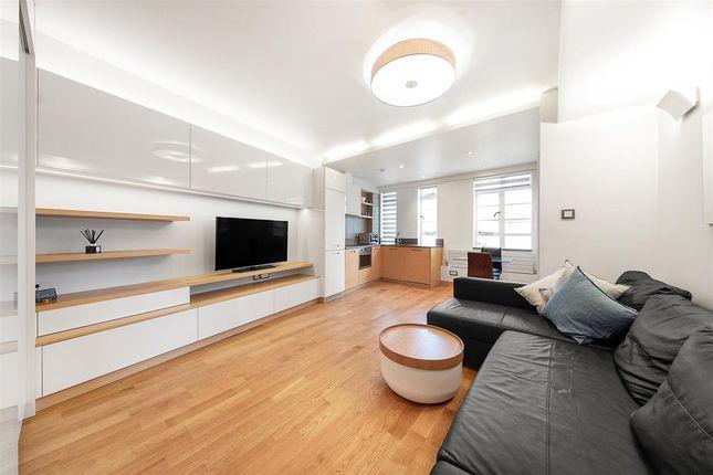 Thumbnail Flat for sale in Sloane Avenue, London