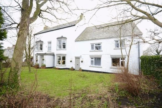 Thumbnail Detached house for sale in The Manor House, South Side, Peterlee