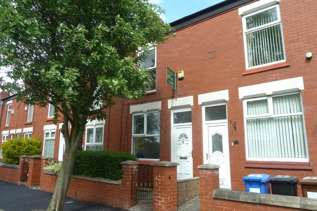 Thumbnail Terraced house to rent in Kimberley Street, Shaw Heath, Stockport