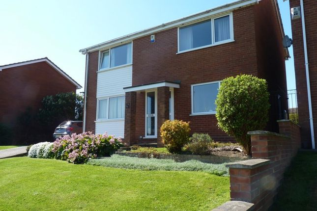 Thumbnail Detached house to rent in Ravendale Drive, Lincoln