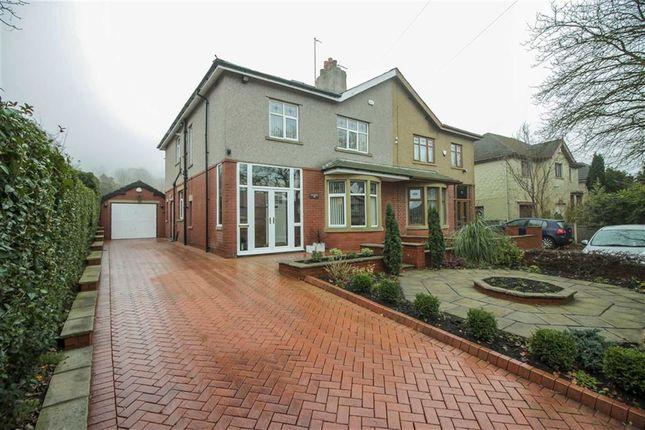 Thumbnail Semi-detached house for sale in Burnley Road, Accrington, Lancashire