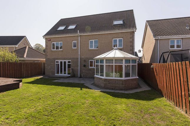 Thumbnail Detached house for sale in Kingfisher Place, Inverurie, Aberdeenshire