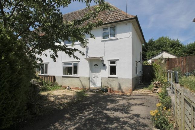 Thumbnail Semi-detached house for sale in Everett Close, Wells