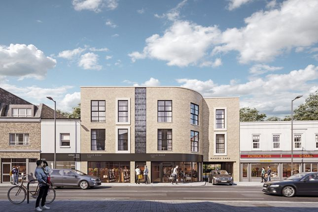 Thumbnail Commercial property for sale in Lillie Road, Fulham, London