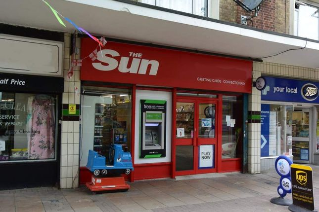 Thumbnail Retail premises for sale in Harlow, Essex