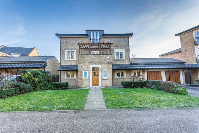 Thumbnail Detached house for sale in Stirling Drive, Caterham