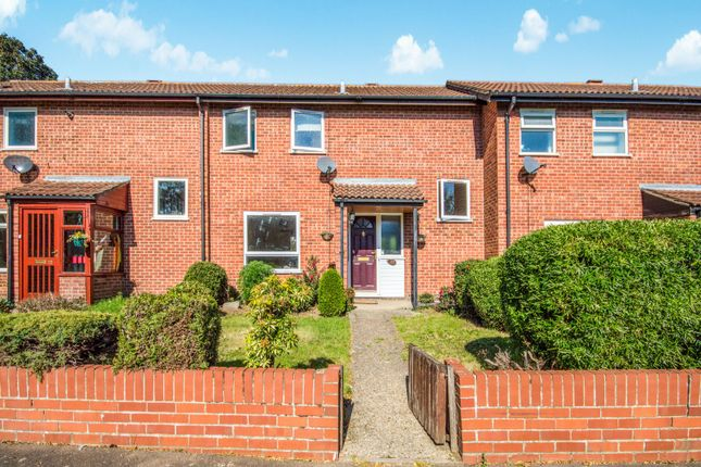 Thumbnail Terraced house to rent in Keys Drive, Wroxham, Norwich