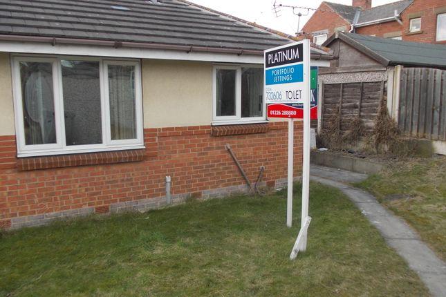 Thumbnail Semi-detached bungalow to rent in Wareham Grove, Dodworth, Barnsley