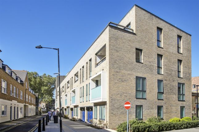 External (Main) of Austin Street, London E2