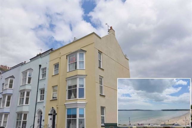 Thumbnail Flat for sale in Flat 4 Beaufort House, 38, Victoria Street, Tenby, Pembrokeshire