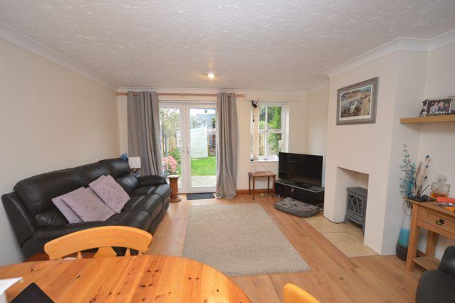 2 bed terraced house to rent in Oak Court Pennington Close, Pennington, Lymington, Hampshire SO41