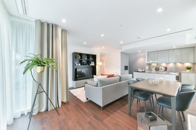 Thumbnail Flat to rent in 31 Harbour Way, London