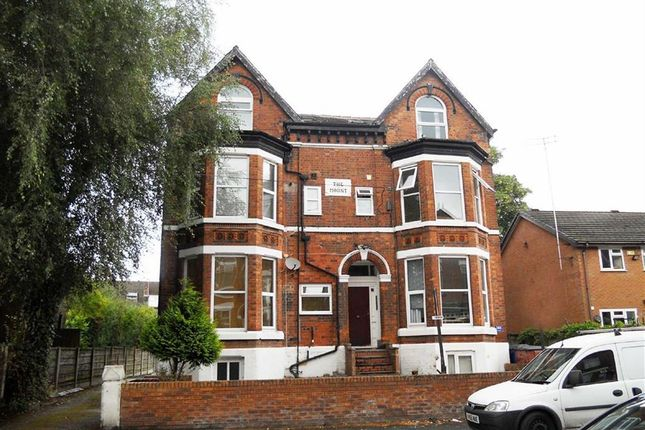 Thumbnail Flat for sale in Clarendon Road, Whalley Range, Manchester