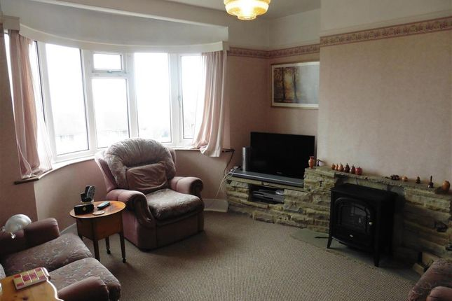 Thumbnail End terrace house for sale in Malling Down, Lewes, East Sussex