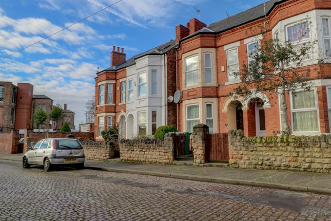 Thumbnail Semi-detached house for sale in Hedley Street, New Basford, Nottingham