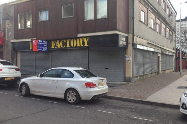 Thumbnail Retail premises to let in 98 High Street, Lochee, Dundee