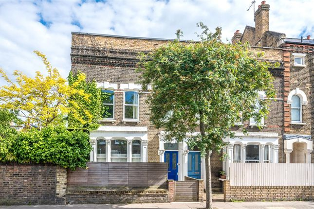 Thumbnail End terrace house for sale in Gillespie Road, London