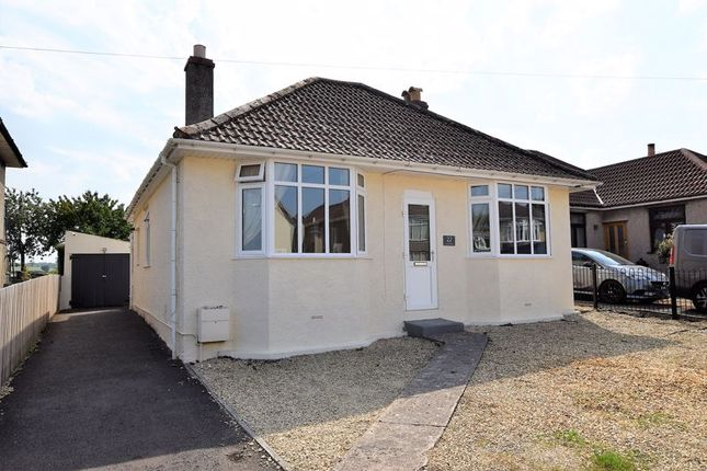 Thumbnail Detached bungalow for sale in Fossefield Road, Midsomer Norton, Radstock