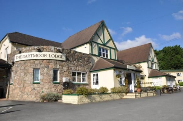 Thumbnail Hotel/guest house for sale in The Dartmoor Lodge, Pear Tree Cross, Ashburton