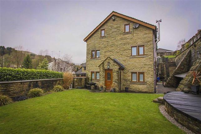 Thumbnail Detached house for sale in Bridge End Close, Helmshore, Rossendale