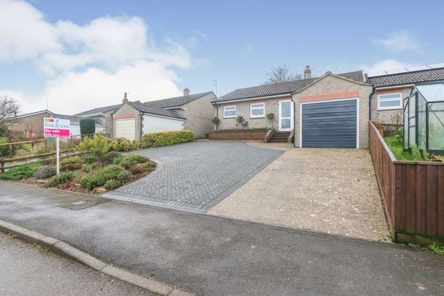 2 bed semi-detached bungalow for sale in Paynes Close, Piddlehinton, Dorchester DT2