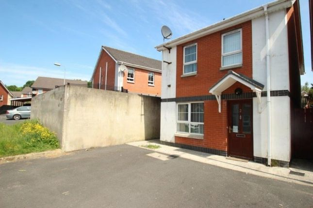 Thumbnail Terraced house to rent in Weavershill Mews, Belfast