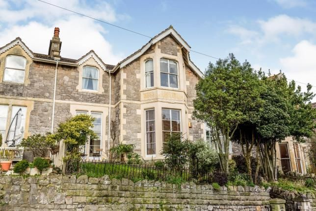 Thumbnail Semi-detached house for sale in Shrubbery Road, Weston-Super-Mare