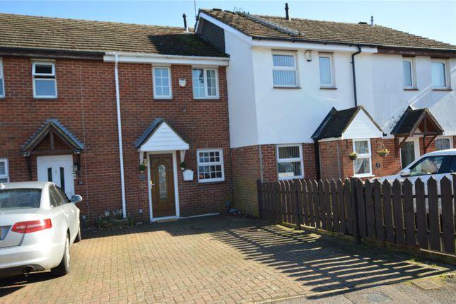 2 bed terraced house for sale in Bridgeman Drive, Houghton Regis, Dunstable LU5