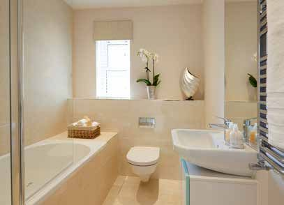 Example Bathroom of Wheeler Lane, Witley, Godalming GU8