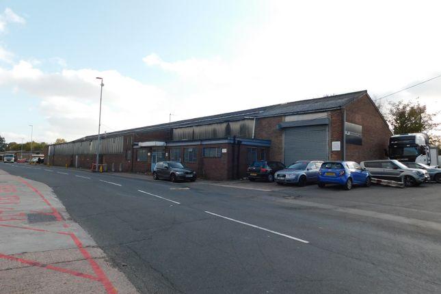 Warehouse units electric transport