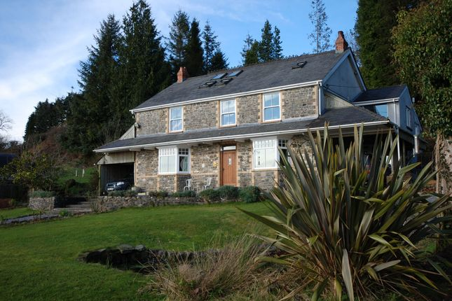 Thumbnail Detached house for sale in Llanwrda, Llandovery