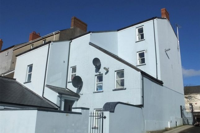 Flat for sale in Flat 4, Tudor House, 115 Main Street, Pembroke